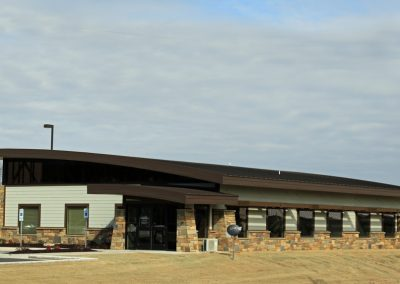 7a Hammond Dental Exterior Entry Poteau